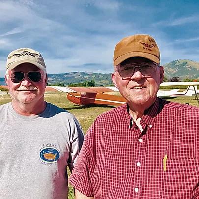 Glider Pilot Members
