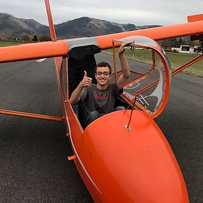 Youth Glider Pilot Member