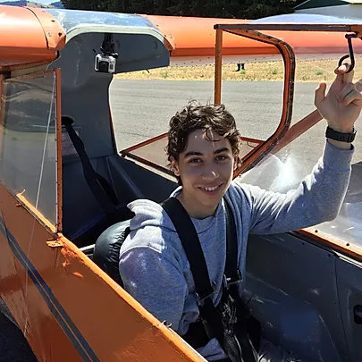 Youth Glider Pilot
